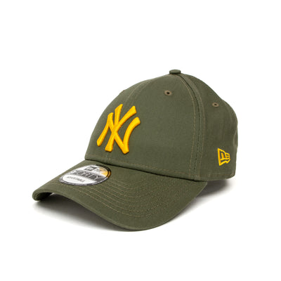 New Era League Essential New York Yankees 9FORTY Cap - Khaki