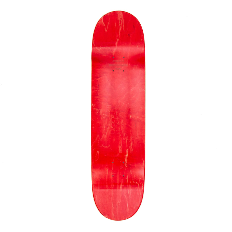 Skateboard Cafe Planet Donut White Deck - 8.0""