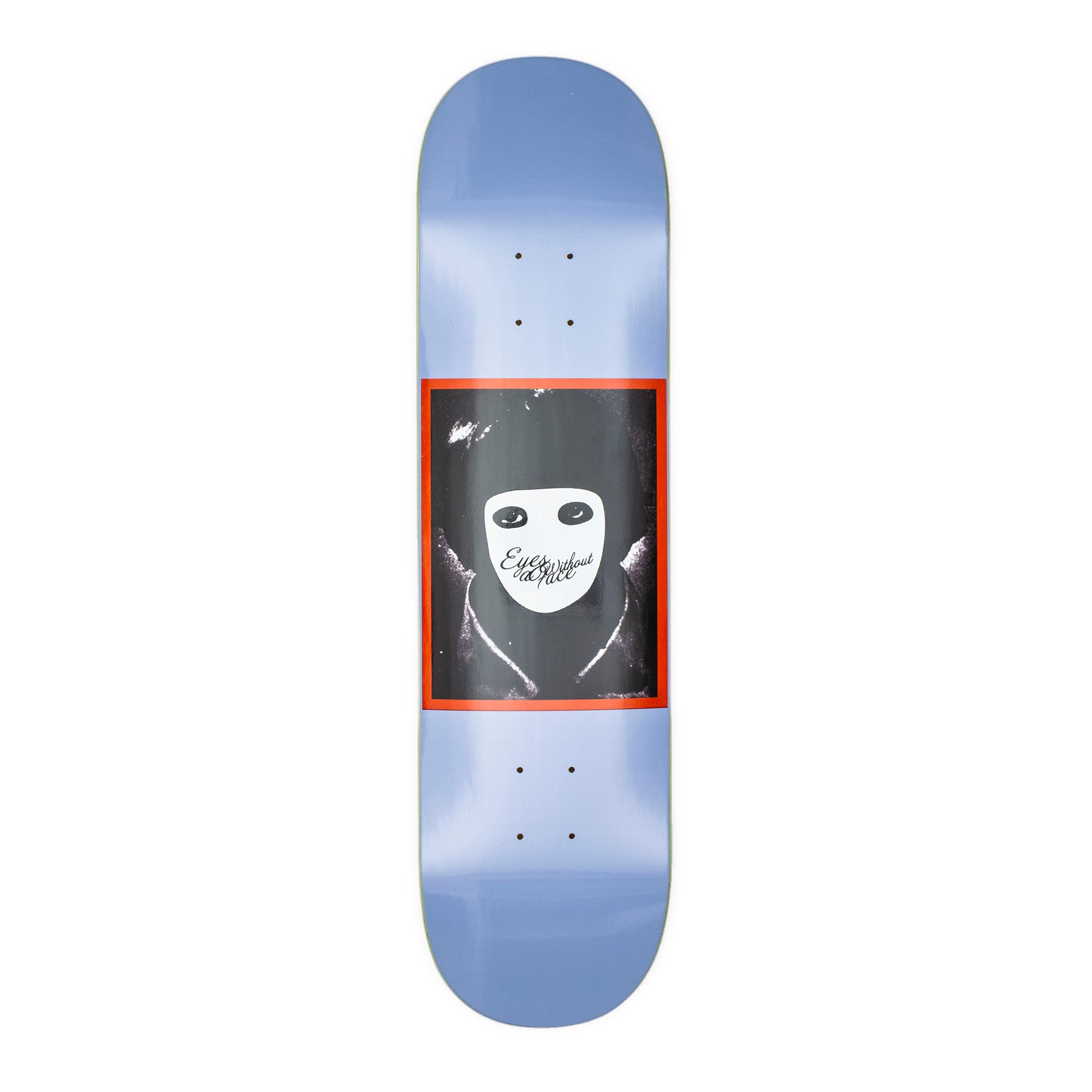 Hockey No Face Blue Deck - 8.0""