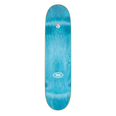 Real Bold Series Yellow Deck - 8.06""
