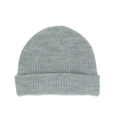 Huf Usual Beanie - Heather Grey