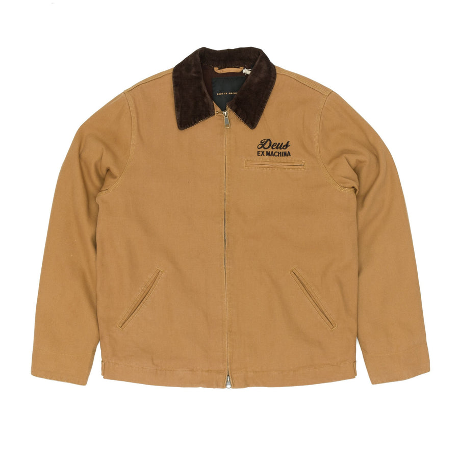 Deus Ex Machina Workwear Jacket - Dijon