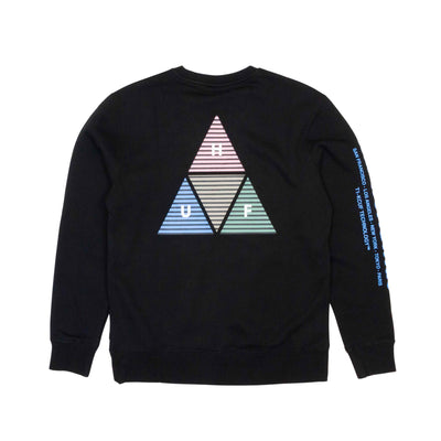 RVCA Parker Hooded Sweatshirt - Black