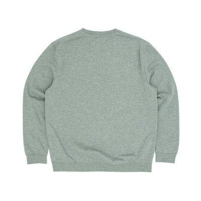 Santa Cruz Classic Dot Crew Sweatshirt - Dark Heather