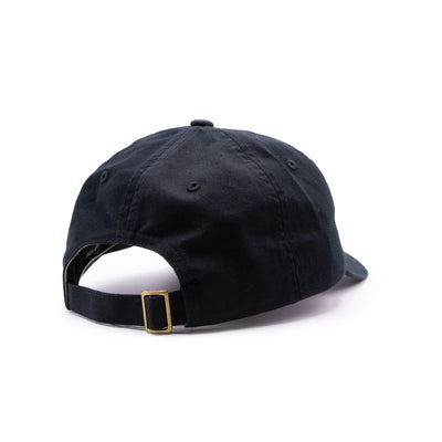 Brixton Alpha LP Cap - Black/Gold