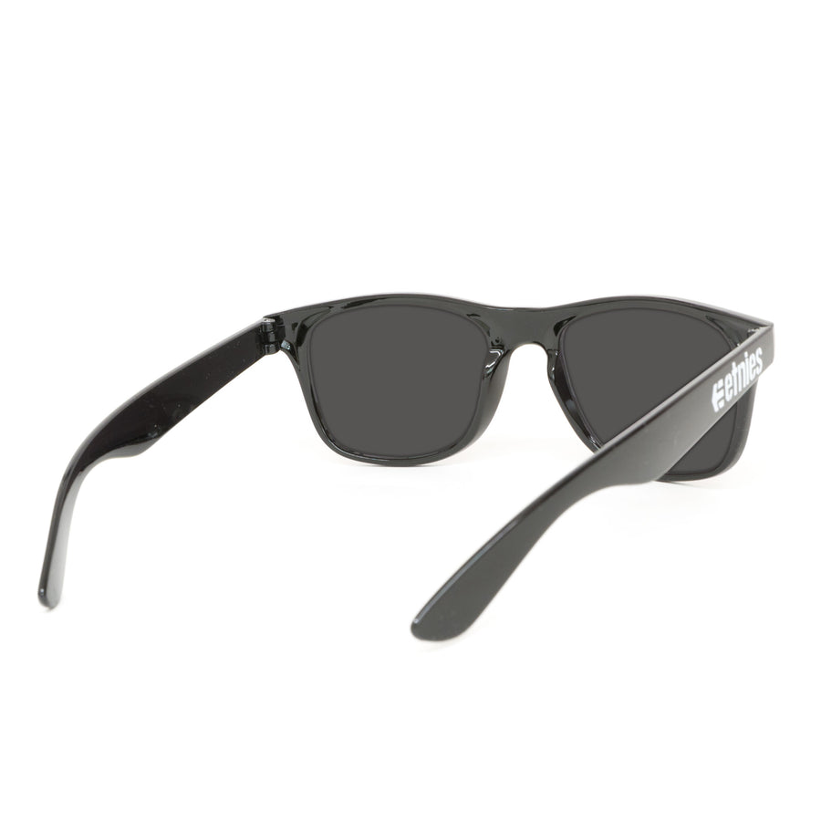 Etnies Logo Sunglasses - Black