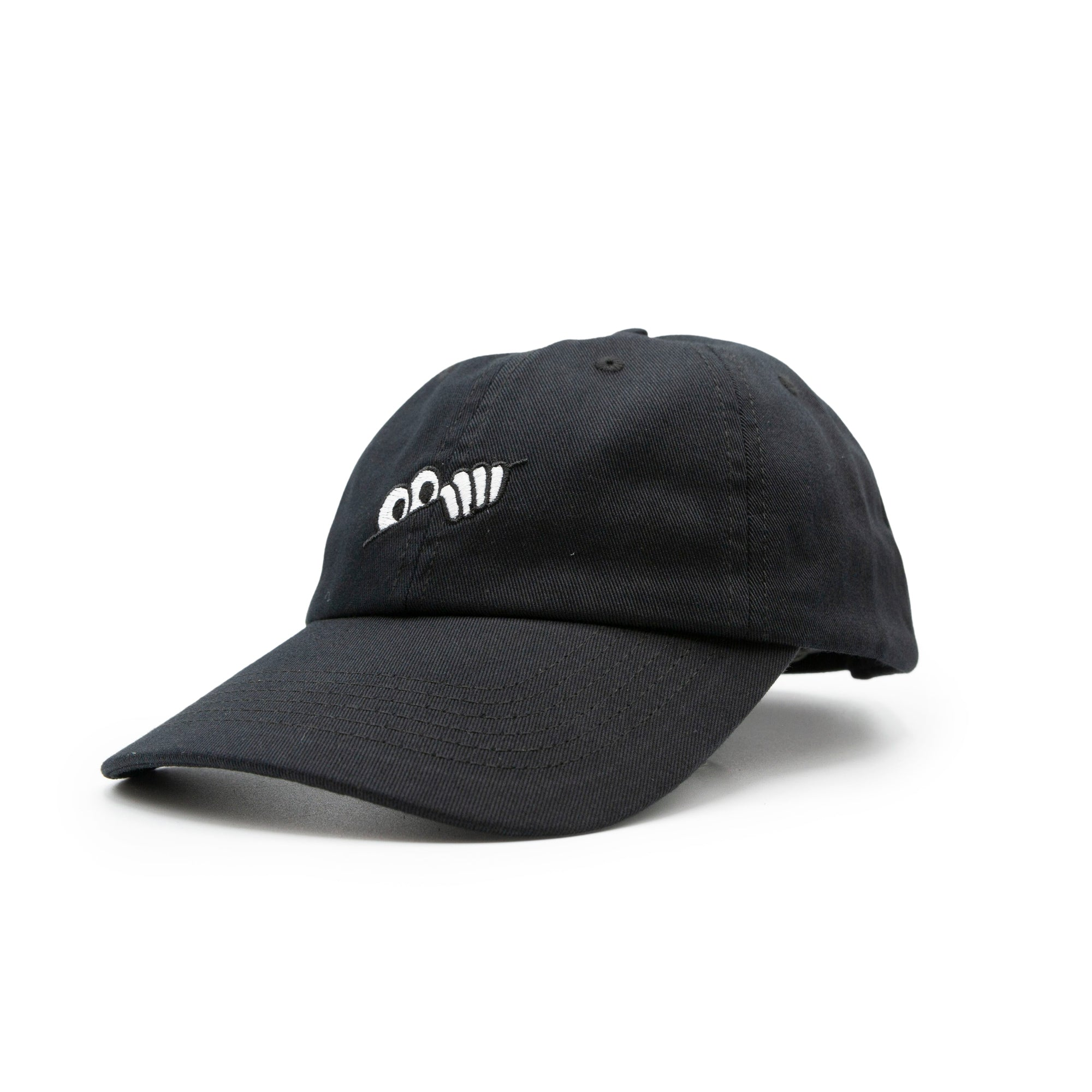 Last Resort AB Eyes 6-Panel Cap - Black