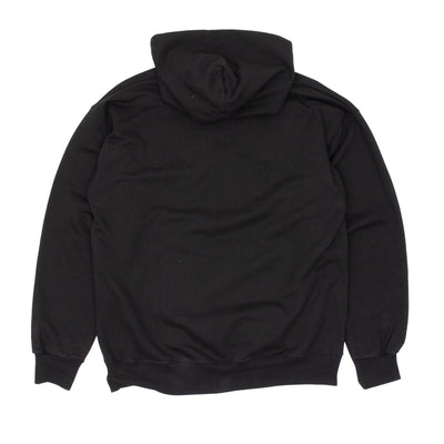 Thrasher Flame Logo Hooded Sweatshirt - Black
