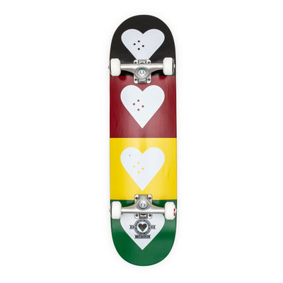 Heart Supply Company Quad Complete Skateboard - 8.25""