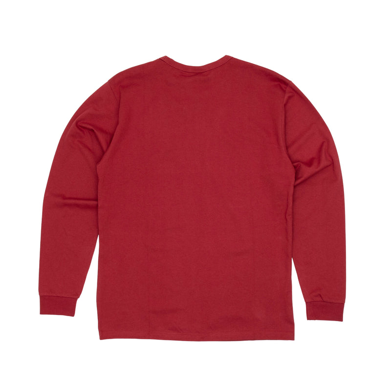 Adidas Mini Shmoo Longsleeved T-Shirt - Legacy Red/Alumina