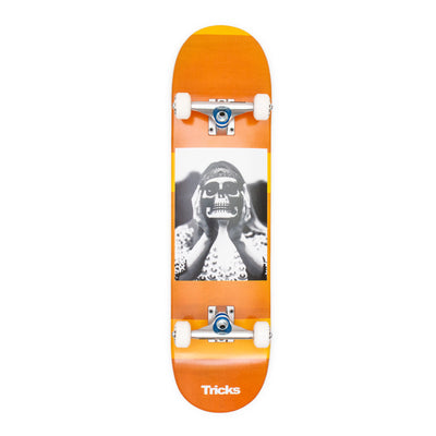 Tricks Hippie Complete Skateboard - 8.0""