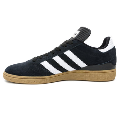 Adidas Busenitz Shoes - Black/Running White/Metallic inside