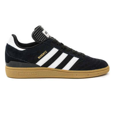 Adidas Busenitz Shoes - Black/Running White/Metallic side