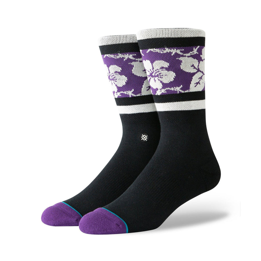 Stance Barbed Aloha Socks - Black