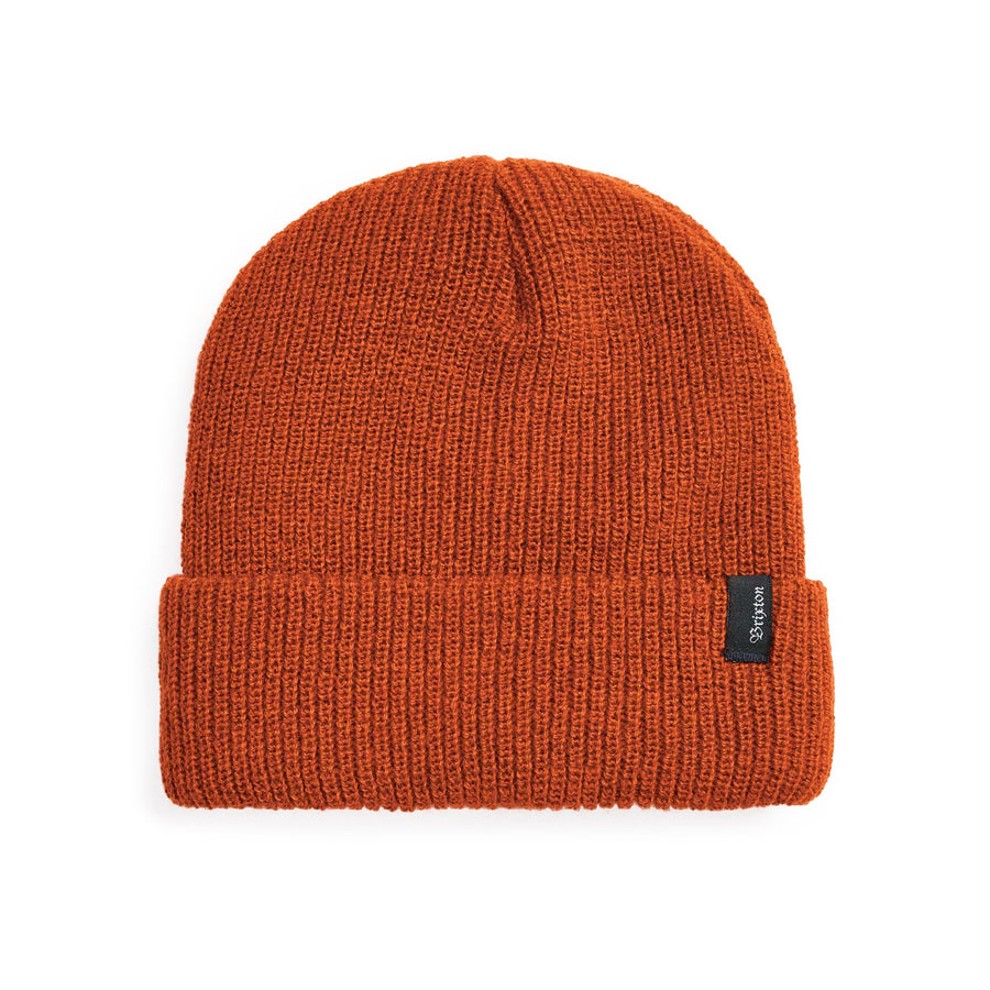 Brixton Heist Beanie - Burnt Orange