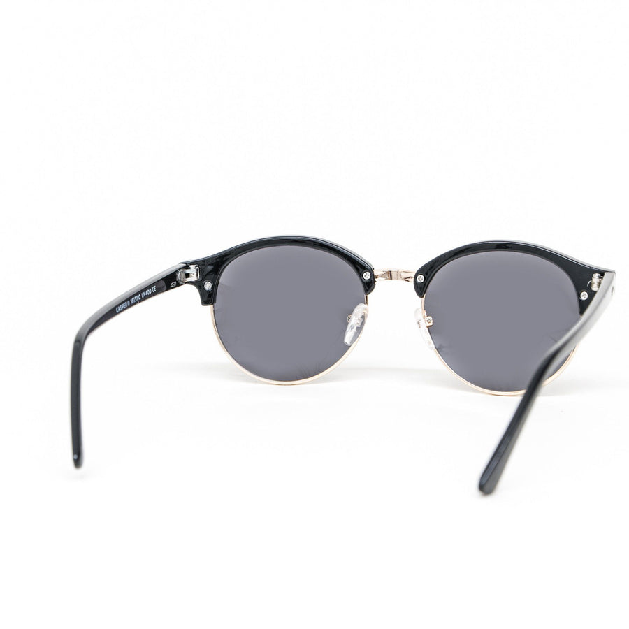CHPO Casper II Sunglasses - Black/Gold - Pretend Supply Co