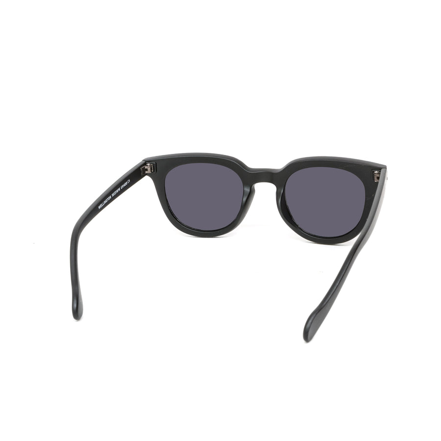 CHPO Wellington Sunglasses - Black front