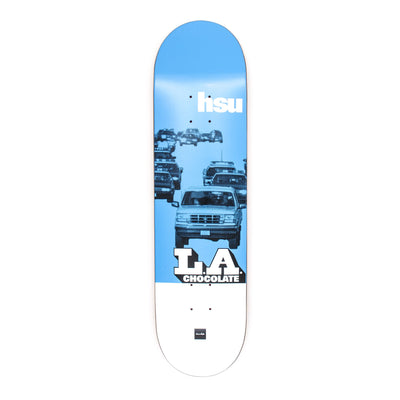 "Chocolate LA Express Jerry Hsu Deck - 8.125"" - Pretend Supply Co"