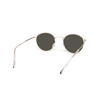 CHPO Liam Sunglasses - Rose Gold/Black black