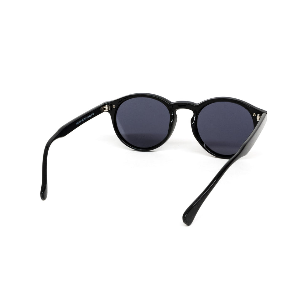 CHPO McFly Sunglasses - Black front