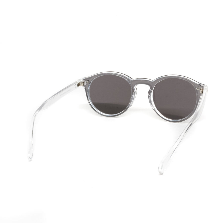 CHPO McFly Sunglasses - Silver Grey front