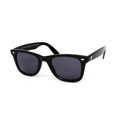 CHPO Noway Sunglasses - Black front