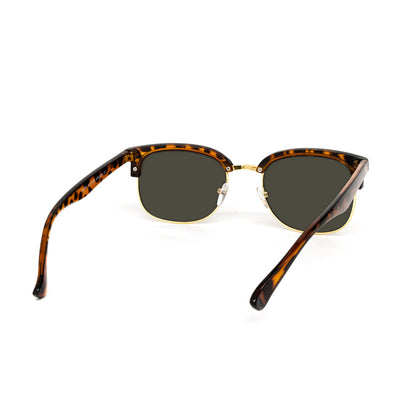 CHPO Rumi Sunglasses - Tortoise Brown back