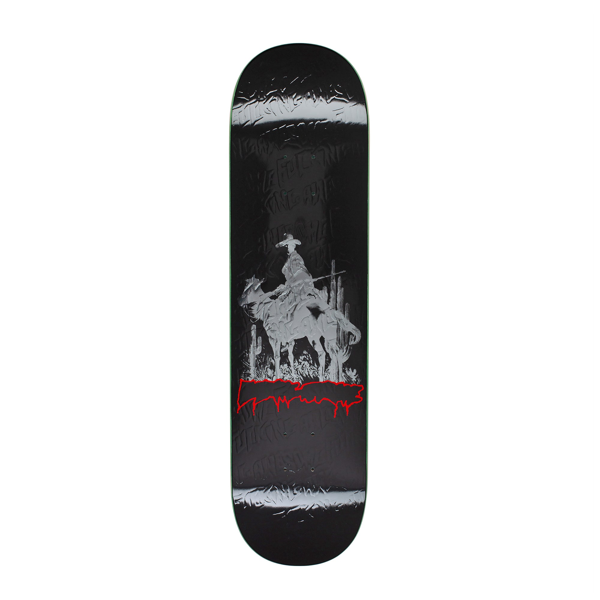 Fucking Awesome Cowboy Nak-Kel Smith Deck - 8.18""