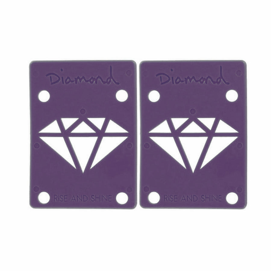 "Diamond 1/8"" Purple Riser Pads - Pretend Supply Co"