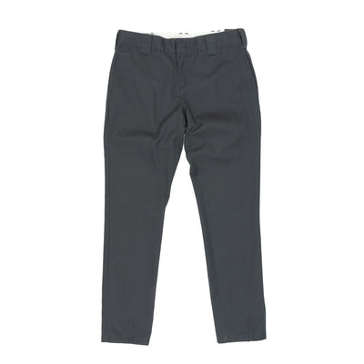 Dickies WE872 Slim Fit Trousers - Charcoal front