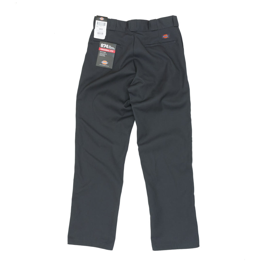 Dickies WP874 Original Work Pant - Charcoal Front