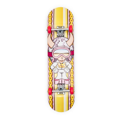 Speed Demons Disco Complete Skateboard - 7.75""