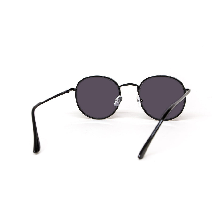 Glassy Sunhaters Ridley Sunglasses - Black - Pretend Supply Co