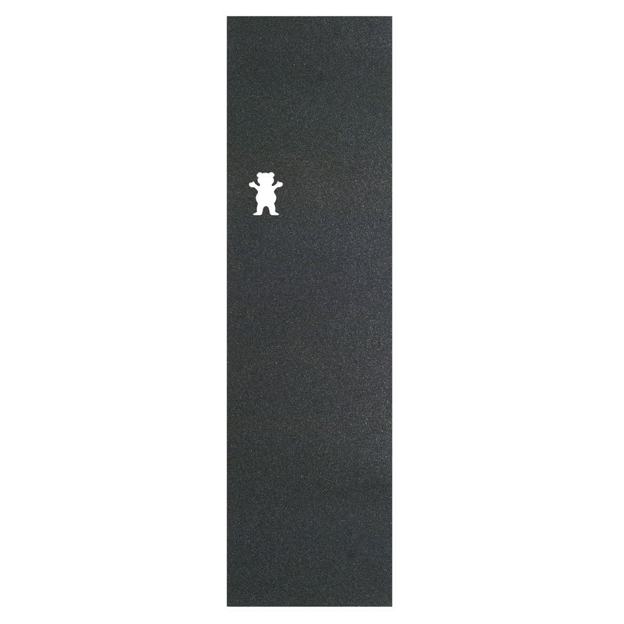 Grizzly Goofy OG Bear Griptape Sheet - Black