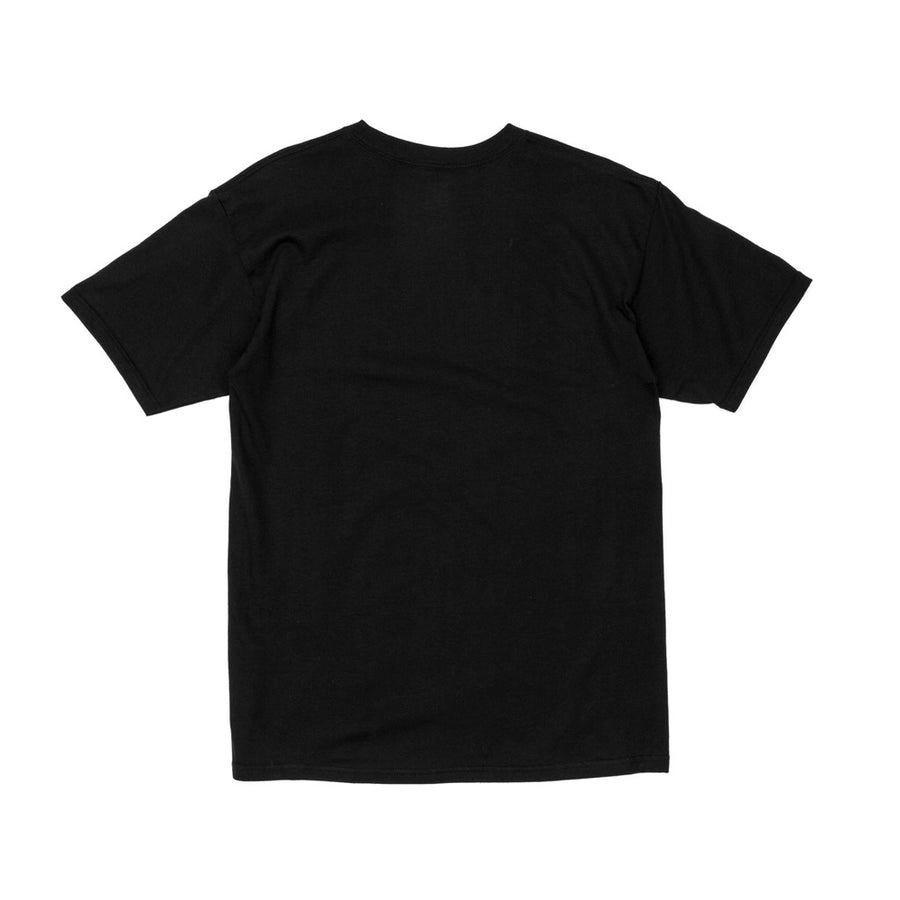 Huf Original Logo T-Shirt - Black - Pretend Supply Co