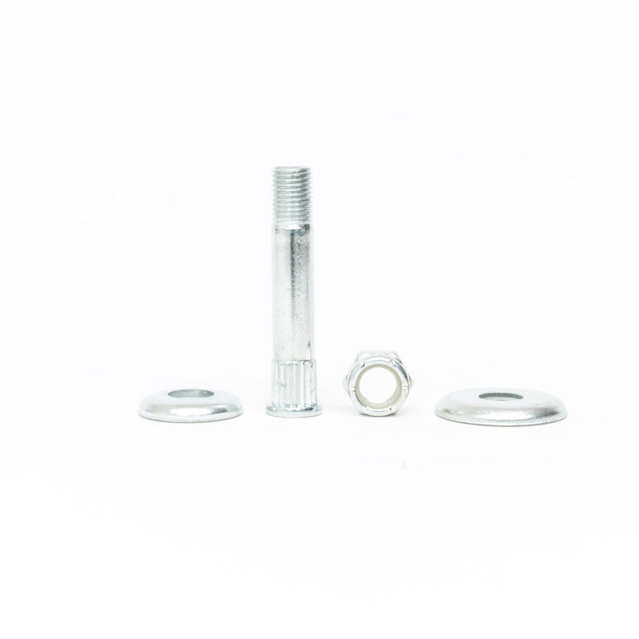 Ace Kingpin and Washer Set - Silver