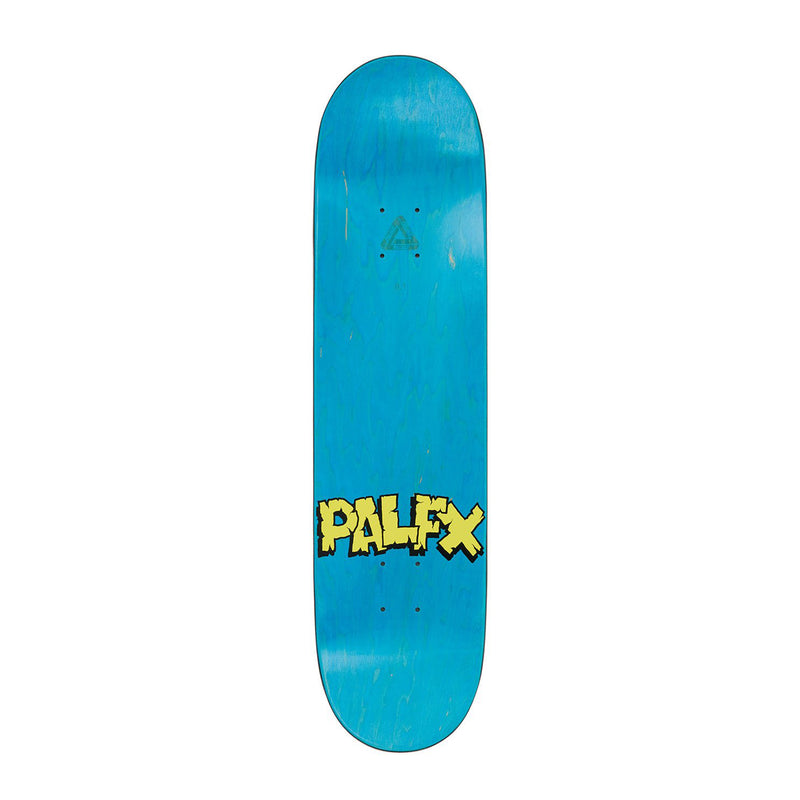 Palace Nein FX Orange Deck - 8.1""