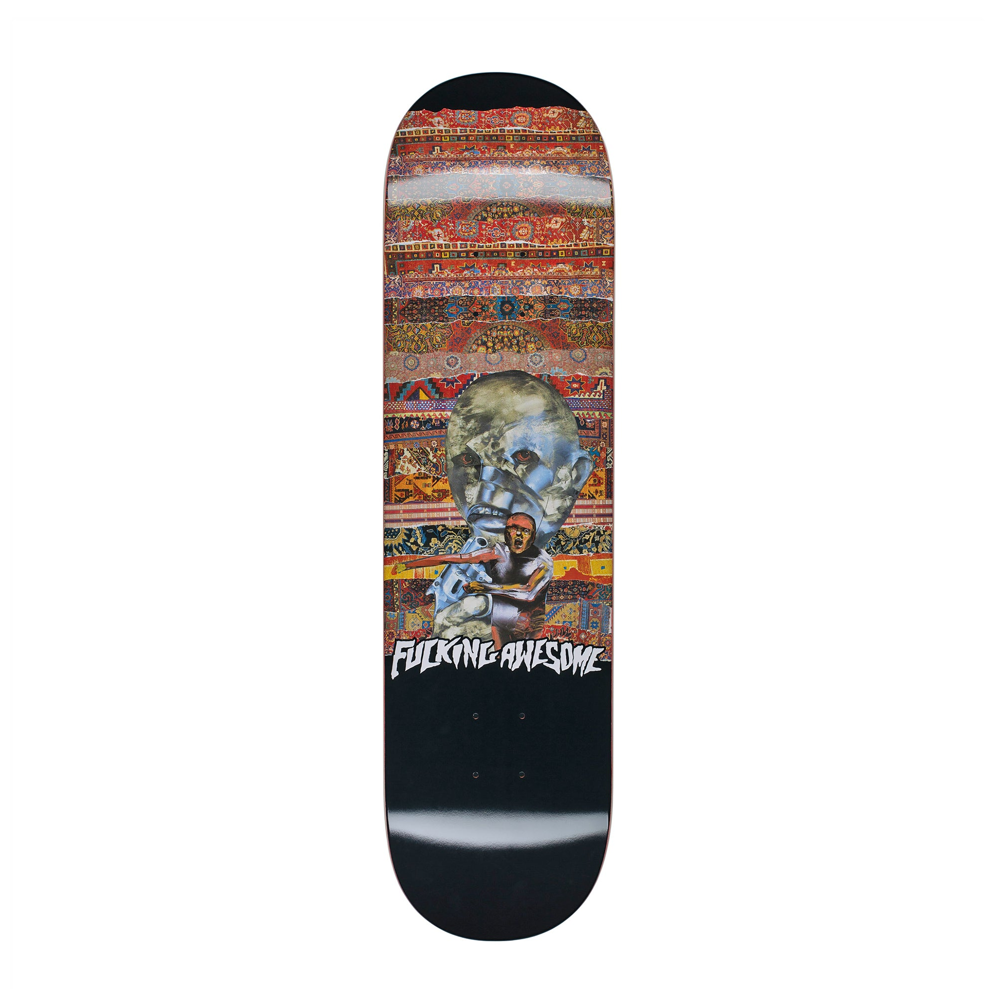 Fucking Awesome Rug Louie Lopez Deck - 8.5""