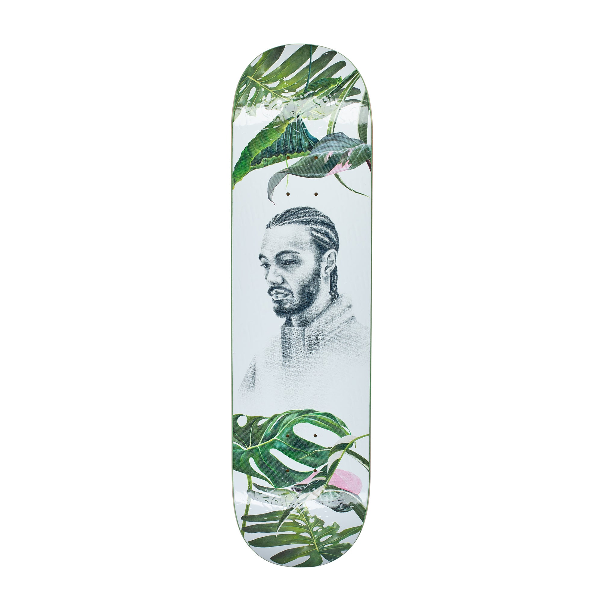Fucking Awesome Plants Sage Elsesser Deck - 8.25""