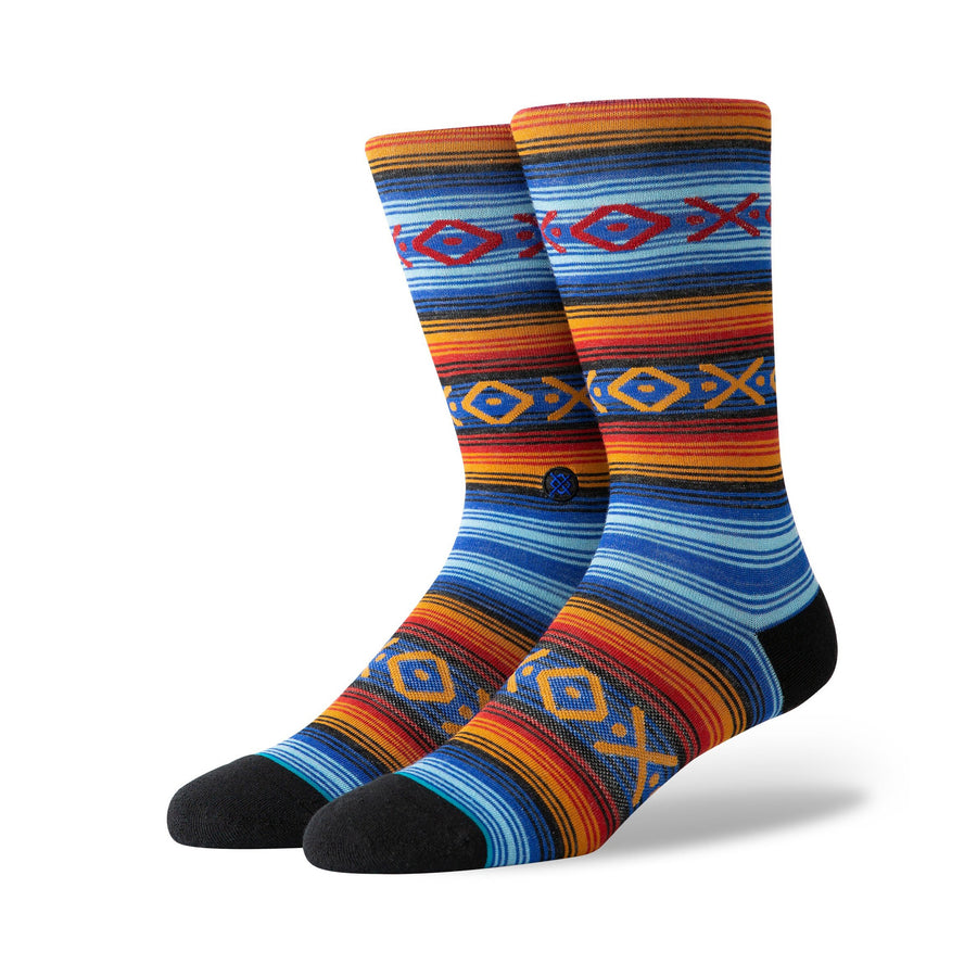 Stance Slap Stick Socks - Blue