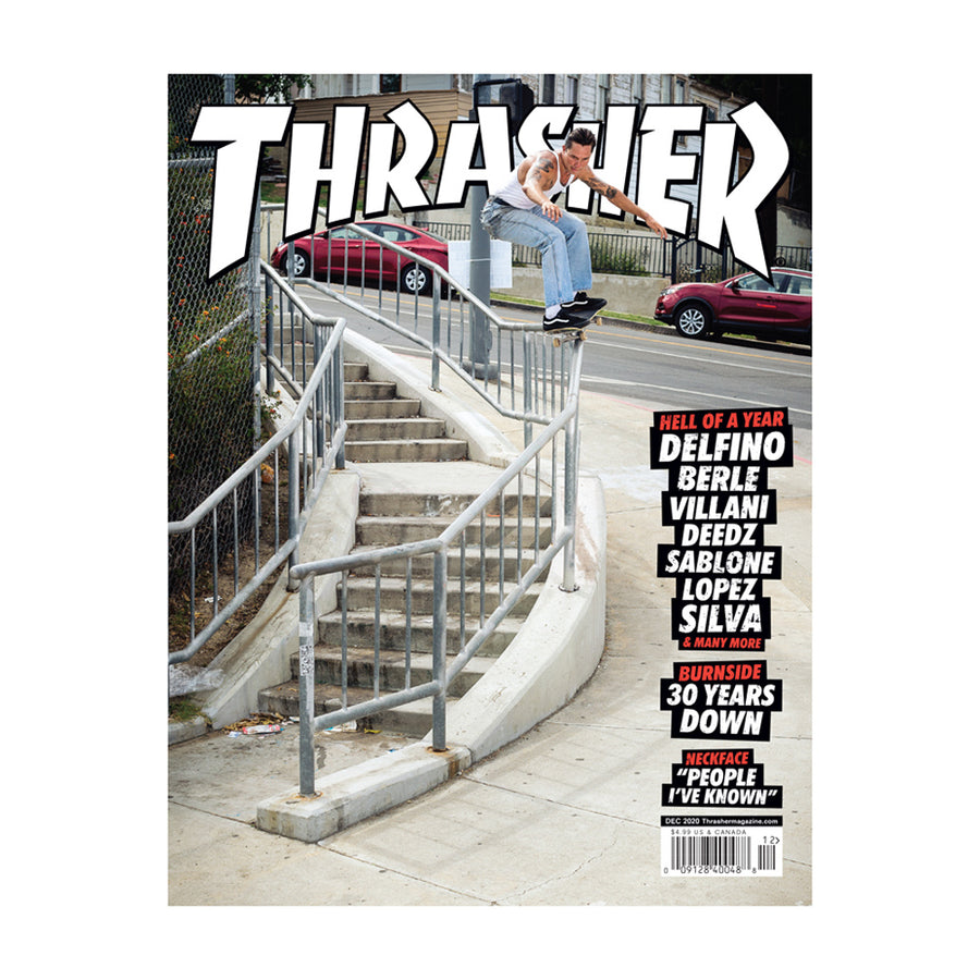 Thrasher Magazine October 2018 Issue