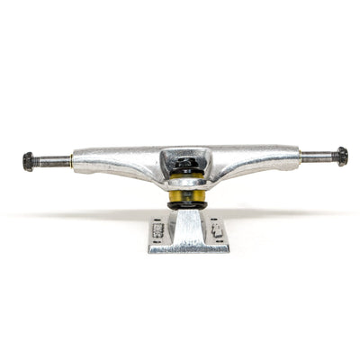 Thunder Team Hi Trucks 151 - Raw Silver - Pretend Supply Co