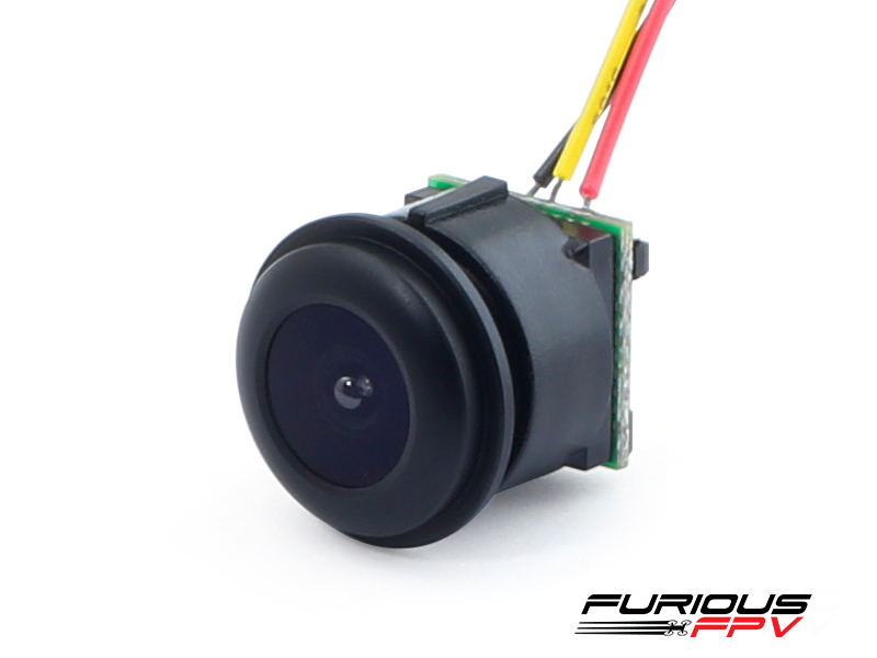 FuriousFPV 1/4 CMOS 700VTL FPV 150 Degree Wide Angle Lens Camera
