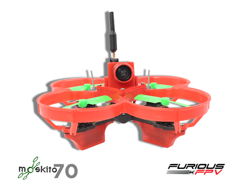 FuriousFPV MOSKITO 70 (SPEKTRUM) - The Perfect WHOOP