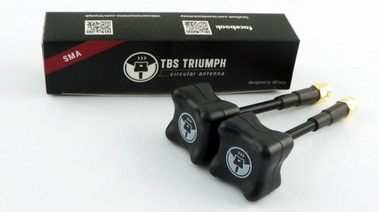 TBS - 5.8 GHz Triumph Antenna Set - SMA (RHCP) PAIR