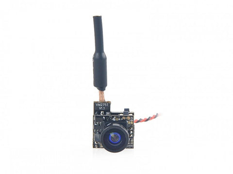 Crazepony AIO Camera 5.8G 40CH 25mW Transmitter for Micro FPV