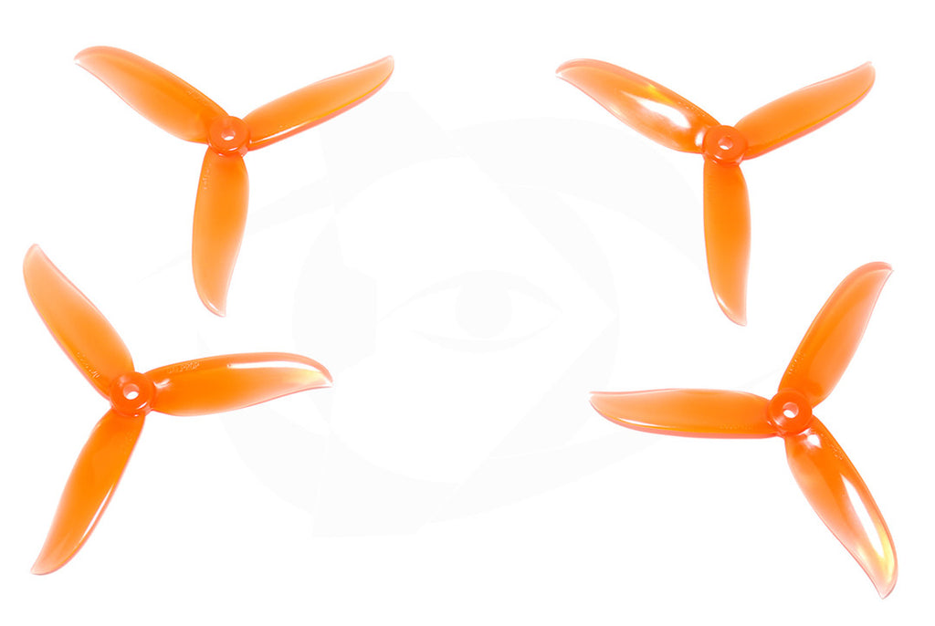 DAL Prop - Cyclone Series T5045C - Crystal Orange
