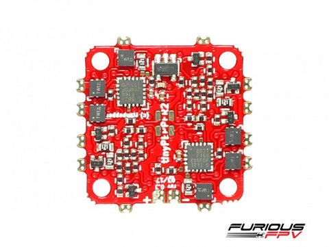 Furious FPV Fishpepper 5A BB2 48MHz DSHOT600 1-2S 4in1 ESC