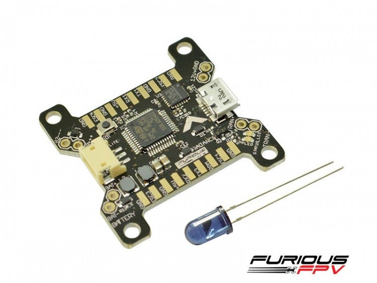 FuriousFPV RADIANCE Flight Controller