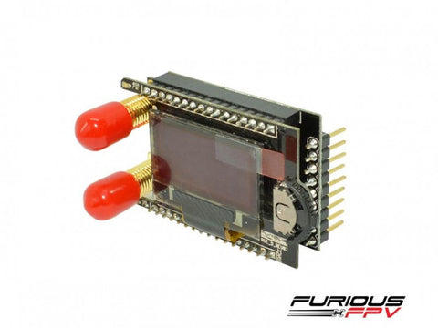 FuriousFPV True-D Diversity Receiver System - Clarity Without Compromise (Firmware 2.0)